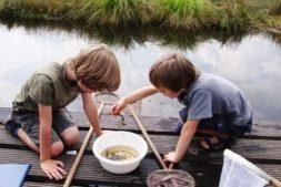 Leuk voor kinderen: Rugzakroutes in De Alde Feanen