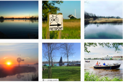 Instawalk in Nationaal Park De Alde Feanen