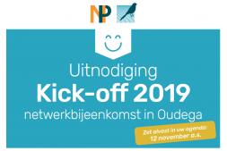 Kick off 2019 – Netwerkbijeenkomst