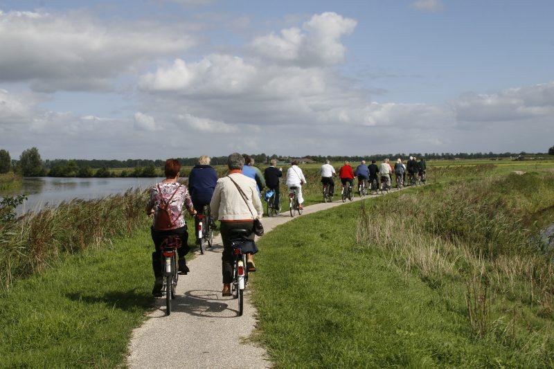 fietstocht alde feanen