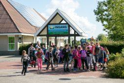 Besucherzentrum geöffnet