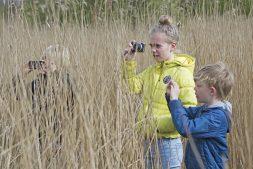 Natuurfotografie voor jeugd in het Wikelslân (8+)