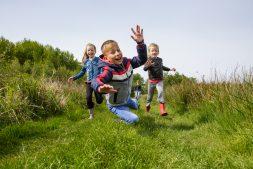 Jeugdmiddagen van It Fryske Gea in Nationaal Park De Alde Feanen