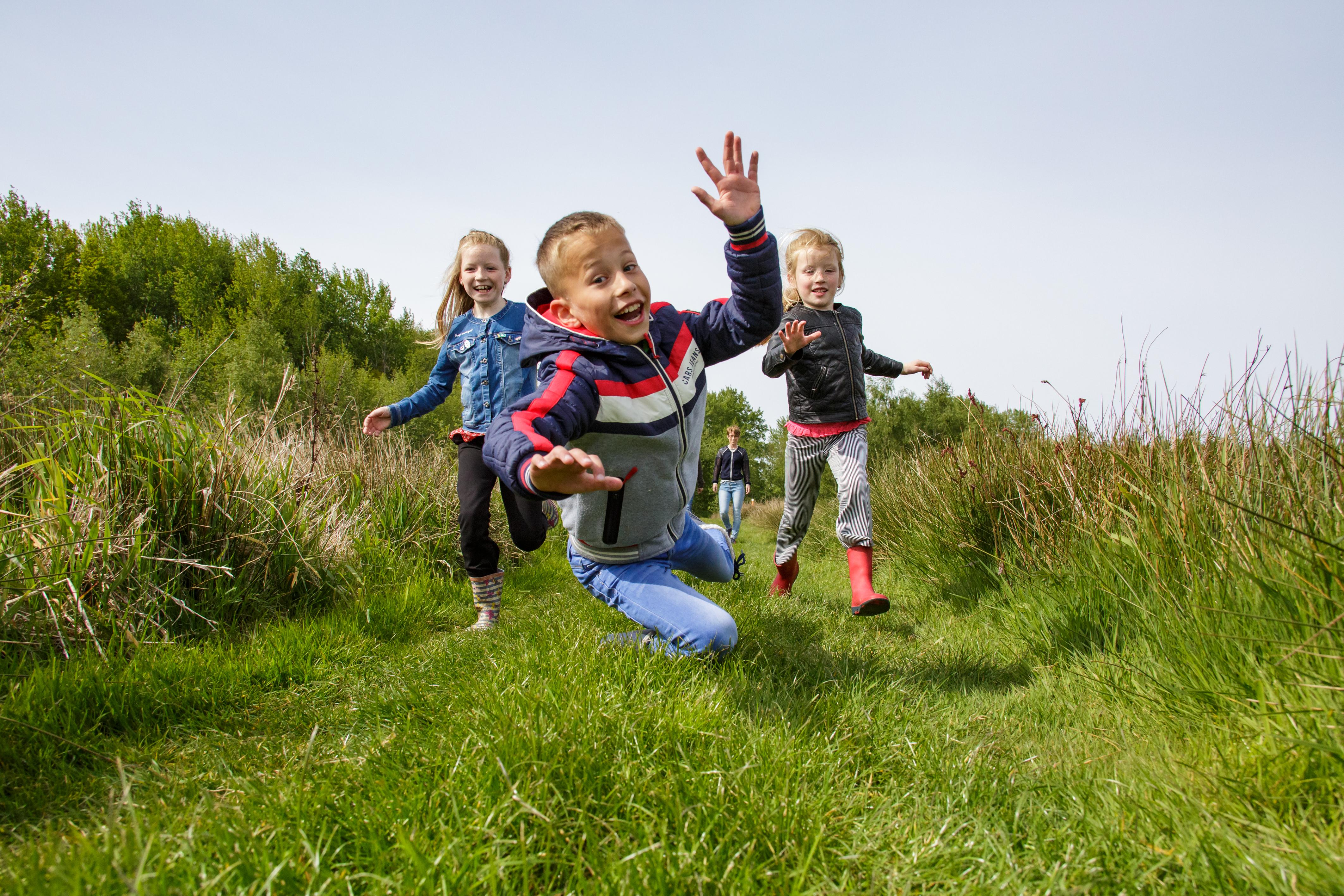 kinderen nationaal park de alde feanen