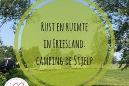Kamperen bij de Alde Feanen: Camping de Stjelp
