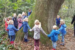 Peuter/kleuter struintocht door de natuur (2-6 jaar)